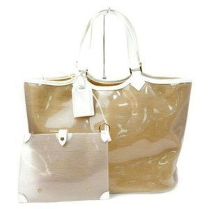 Louis Vuitton Epi Plage Clear Translucent Lagoon
